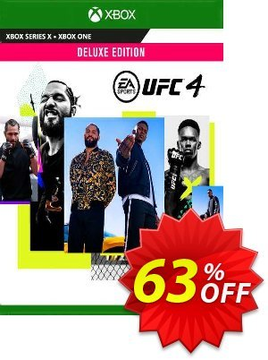 UFC 4 Deluxe Edition Xbox One (UK) discount coupon UFC 4 Deluxe Edition Xbox One (UK) Deal 2021 CDkeys - UFC 4 Deluxe Edition Xbox One (UK) Exclusive Sale offer for iVoicesoft