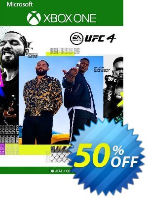 UFC 4 Standard Edition Xbox One (EU) discount coupon UFC 4 Standard Edition Xbox One (EU) Deal 2021 CDkeys - UFC 4 Standard Edition Xbox One (EU) Exclusive Sale offer for iVoicesoft