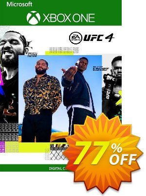 UFC 4 Standard Edition Xbox One (US) discount coupon UFC 4 Standard Edition Xbox One (US) Deal 2021 CDkeys - UFC 4 Standard Edition Xbox One (US) Exclusive Sale offer for iVoicesoft