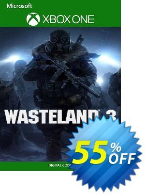 Wasteland 3 Xbox One (UK) Coupon, discount Wasteland 3 Xbox One (UK) Deal 2021 CDkeys. Promotion: Wasteland 3 Xbox One (UK) Exclusive Sale offer for iVoicesoft