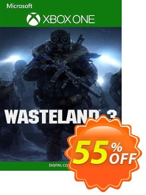 Wasteland 3 Xbox One (US) Coupon, discount Wasteland 3 Xbox One (US) Deal 2021 CDkeys. Promotion: Wasteland 3 Xbox One (US) Exclusive Sale offer for iVoicesoft