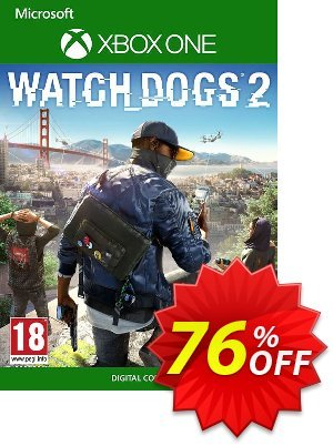 Watch Dogs 2 Xbox One (UK) discount coupon Watch Dogs 2 Xbox One (UK) Deal 2021 CDkeys - Watch Dogs 2 Xbox One (UK) Exclusive Sale offer for iVoicesoft