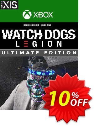 Watch Dogs: Legion - Ultimate Edition Xbox One/Xbox Series X|S (EU) discount coupon Watch Dogs: Legion - Ultimate Edition Xbox One/Xbox Series X|S (EU) Deal 2021 CDkeys - Watch Dogs: Legion - Ultimate Edition Xbox One/Xbox Series X|S (EU) Exclusive Sale offer for iVoicesoft