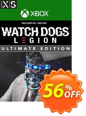Watch Dogs: Legion - Ultimate Edition Xbox One/Xbox Series X|S (UK) discount coupon Watch Dogs: Legion - Ultimate Edition Xbox One/Xbox Series X|S (UK) Deal 2021 CDkeys - Watch Dogs: Legion - Ultimate Edition Xbox One/Xbox Series X|S (UK) Exclusive Sale offer for iVoicesoft