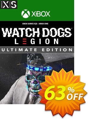Watch Dogs: Legion - Ultimate Edition Xbox One/Xbox Series X|S (US) discount coupon Watch Dogs: Legion - Ultimate Edition Xbox One/Xbox Series X|S (US) Deal 2021 CDkeys - Watch Dogs: Legion - Ultimate Edition Xbox One/Xbox Series X|S (US) Exclusive Sale offer for iVoicesoft