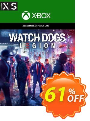 Watch Dogs: Legion Xbox One/Xbox Series X|S (EU) Coupon, discount Watch Dogs: Legion Xbox One/Xbox Series X|S (EU) Deal 2021 CDkeys. Promotion: Watch Dogs: Legion Xbox One/Xbox Series X|S (EU) Exclusive Sale offer for iVoicesoft