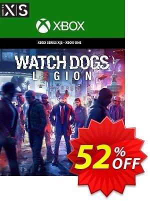 Watch Dogs: Legion Xbox One/Xbox Series X|S (UK) discount coupon Watch Dogs: Legion Xbox One/Xbox Series X|S (UK) Deal 2021 CDkeys - Watch Dogs: Legion Xbox One/Xbox Series X|S (UK) Exclusive Sale offer for iVoicesoft