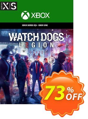 Watch Dogs: Legion Xbox One/Xbox Series X|S (US) discount coupon Watch Dogs: Legion Xbox One/Xbox Series X|S (US) Deal 2021 CDkeys - Watch Dogs: Legion Xbox One/Xbox Series X|S (US) Exclusive Sale offer for iVoicesoft