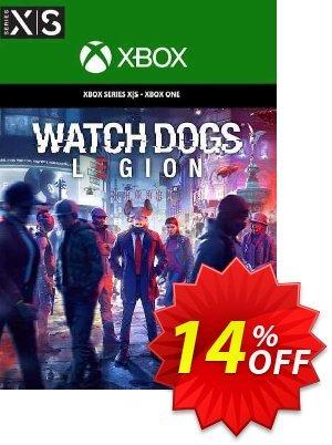 Watch Dogs: Legion Xbox One/Xbox Series X|S (WW) discount coupon Watch Dogs: Legion Xbox One/Xbox Series X|S (WW) Deal 2021 CDkeys - Watch Dogs: Legion Xbox One/Xbox Series X|S (WW) Exclusive Sale offer for iVoicesoft