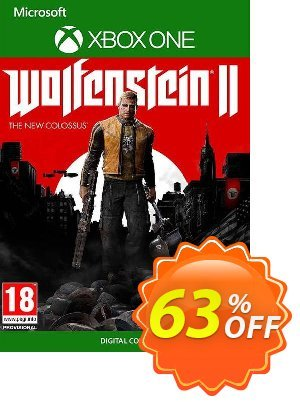 Wolfenstein II: The New Colossus Xbox One (UK) discount coupon Wolfenstein II: The New Colossus Xbox One (UK) Deal 2021 CDkeys - Wolfenstein II: The New Colossus Xbox One (UK) Exclusive Sale offer for iVoicesoft