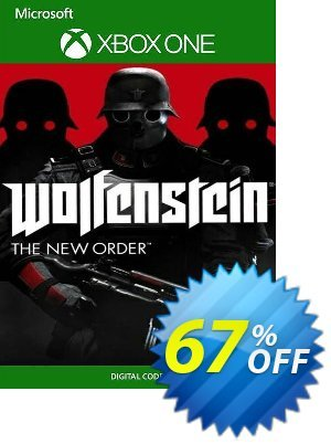 Wolfenstein: The New Order Xbox One (UK) discount coupon Wolfenstein: The New Order Xbox One (UK) Deal 2021 CDkeys - Wolfenstein: The New Order Xbox One (UK) Exclusive Sale offer for iVoicesoft
