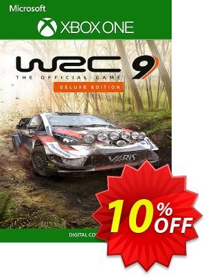 WRC 9 Deluxe Edition FIA World Rally Championship Xbox One (US) discount coupon WRC 9 Deluxe Edition FIA World Rally Championship Xbox One (US) Deal 2021 CDkeys - WRC 9 Deluxe Edition FIA World Rally Championship Xbox One (US) Exclusive Sale offer for iVoicesoft