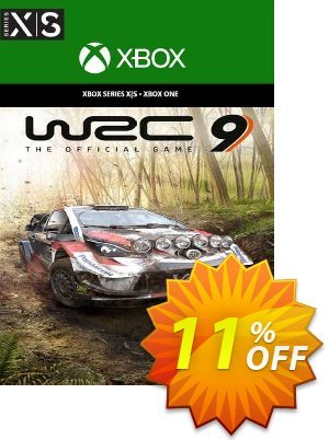 WRC 9 FIA World Rally Championship Xbox One/Xbox Series X|S (US) discount coupon WRC 9 FIA World Rally Championship Xbox One/Xbox Series X|S (US) Deal 2021 CDkeys - WRC 9 FIA World Rally Championship Xbox One/Xbox Series X|S (US) Exclusive Sale offer for iVoicesoft