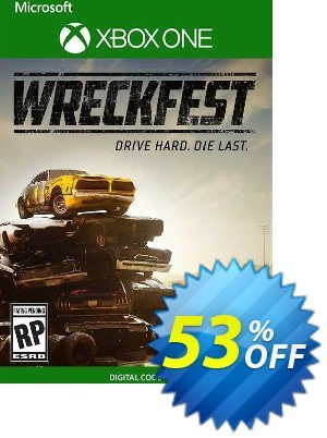 Wreckfest Xbox One (UK) Coupon, discount Wreckfest Xbox One (UK) Deal 2021 CDkeys. Promotion: Wreckfest Xbox One (UK) Exclusive Sale offer for iVoicesoft