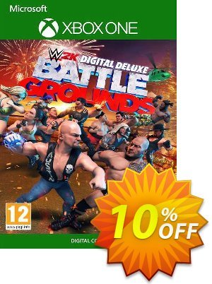 WWE 2K Battlegrounds Digital Deluxe Edition Xbox One (EU) discount coupon WWE 2K Battlegrounds Digital Deluxe Edition Xbox One (EU) Deal 2021 CDkeys - WWE 2K Battlegrounds Digital Deluxe Edition Xbox One (EU) Exclusive Sale offer for iVoicesoft