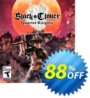 Black Clover: Quartet Knights PC discount coupon Black Clover: Quartet Knights PC Deal - Black Clover: Quartet Knights PC Exclusive offer for iVoicesoft