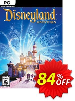 Disneyland Adventures PC Coupon, discount Disneyland Adventures PC Deal. Promotion: Disneyland Adventures PC Exclusive offer for iVoicesoft