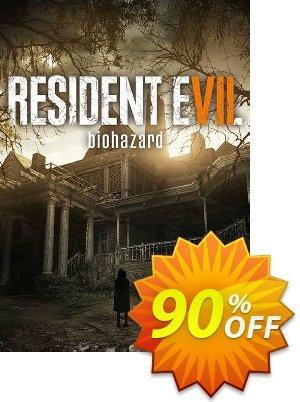 Resident Evil 7 - Biohazard PC (WW) Coupon discount Resident Evil 7 - Biohazard PC (WW) Deal 2021 CDkeys