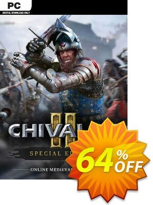 Chivalry 2 Special Edition PC 優惠券,折扣碼 Chivalry 2 Special Edition PC Deal 2021 CDkeys,促銷代碼: Chivalry 2 Special Edition PC Exclusive Sale offer for iVoicesoft