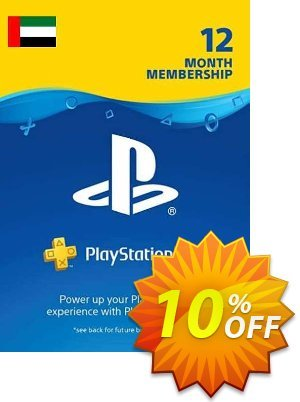 PlayStation Plus - 12 Month Subscription (UAE) discount coupon PlayStation Plus - 12 Month Subscription (UAE) Deal 2021 CDkeys - PlayStation Plus - 12 Month Subscription (UAE) Exclusive Sale offer for iVoicesoft