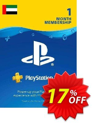 PlayStation Plus - 1 Month Subscription (UAE) Coupon discount PlayStation Plus - 1 Month Subscription (UAE) Deal 2021 CDkeys