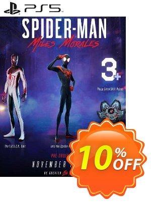 Spider - Man Miles Morales DLC PS5 Coupon discount Spider - Man Miles Morales DLC PS5 Deal 2021 CDkeys