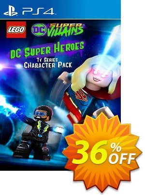 LEGO DC TV Series Super-Villains Character Pack PS4 (EU) 優惠券,折扣碼 LEGO DC TV Series Super-Villains Character Pack PS4 (EU) Deal 2021 CDkeys,促銷代碼: LEGO DC TV Series Super-Villains Character Pack PS4 (EU) Exclusive Sale offer for iVoicesoft