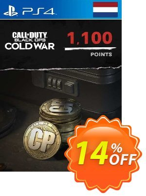 Call of Duty: Black Ops Cold War - 1100 Points PS4/PS5 (Netherlands) Coupon discount Call of Duty: Black Ops Cold War - 1100 Points PS4/PS5 (Netherlands) Deal 2021 CDkeys