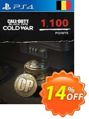 Call of Duty: Black Ops Cold War - 1100 Points PS4/PS5 (Belgium) 優惠券,折扣碼 Call of Duty: Black Ops Cold War - 1100 Points PS4/PS5 (Belgium) Deal 2021 CDkeys,促銷代碼: Call of Duty: Black Ops Cold War - 1100 Points PS4/PS5 (Belgium) Exclusive Sale offer for iVoicesoft