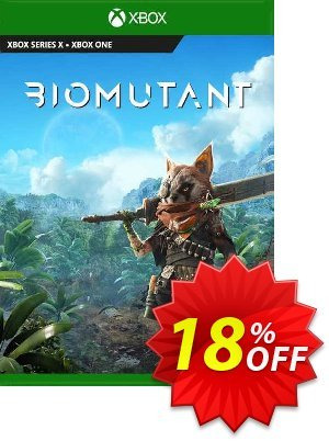 Biomutant Xbox One (UK) discount coupon Biomutant Xbox One (UK) Deal 2021 CDkeys - Biomutant Xbox One (UK) Exclusive Sale offer for iVoicesoft