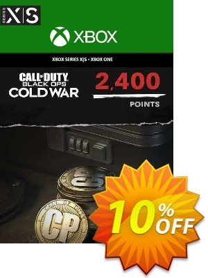 Call of Duty: Black Ops Cold War - 2400 Points Xbox One/ Xbox Series X|S Coupon discount Call of Duty: Black Ops Cold War - 2400 Points Xbox One/ Xbox Series X|S Deal 2021 CDkeys