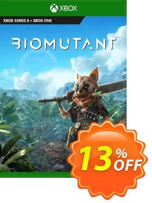 Biomutant Xbox One (EU) discount coupon Biomutant Xbox One (EU) Deal 2021 CDkeys - Biomutant Xbox One (EU) Exclusive Sale offer for iVoicesoft