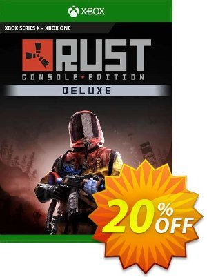 Rust Console Edition - Deluxe Edition Xbox One (UK) discount coupon Rust Console Edition - Deluxe Edition Xbox One (UK) Deal 2021 CDkeys - Rust Console Edition - Deluxe Edition Xbox One (UK) Exclusive Sale offer for iVoicesoft