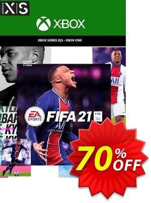 FIFA 21 Xbox One / Xbox Series XS (UK) Coupon discount FIFA 21 Xbox One / Xbox Series XS (UK) Deal 2021 CDkeys