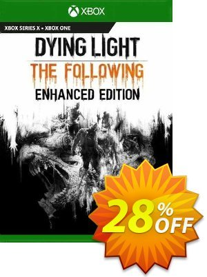 Dying Light: The Following - Enhanced Edition Xbox One (UK) discount coupon Dying Light: The Following - Enhanced Edition Xbox One (UK) Deal 2021 CDkeys - Dying Light: The Following - Enhanced Edition Xbox One (UK) Exclusive Sale offer for iVoicesoft