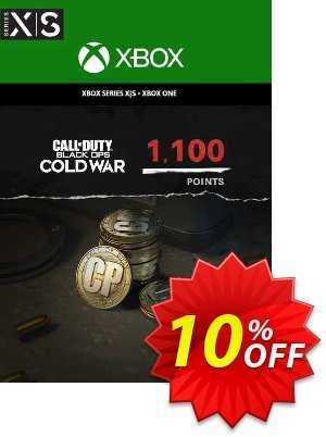 Call of Duty: Black Ops Cold War - 1,100 Points Xbox One/ Xbox Series X|S discount coupon Call of Duty: Black Ops Cold War - 1,100 Points Xbox One/ Xbox Series X|S Deal 2021 CDkeys - Call of Duty: Black Ops Cold War - 1,100 Points Xbox One/ Xbox Series X|S Exclusive Sale offer for iVoicesoft