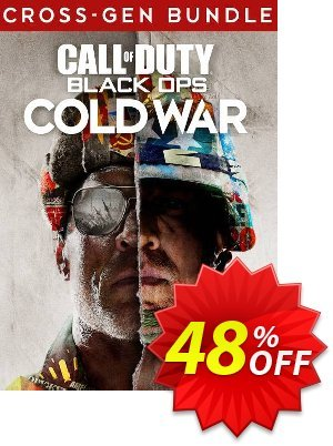Call of Duty: Black Ops Cold War - Cross Gen Bundle Xbox One 優惠券,折扣碼 Call of Duty: Black Ops Cold War - Cross Gen Bundle Xbox One Deal 2021 CDkeys,促銷代碼: Call of Duty: Black Ops Cold War - Cross Gen Bundle Xbox One Exclusive Sale offer for iVoicesoft