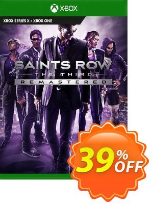 Saints Row The Third Remastered Xbox One (UK) discount coupon Saints Row The Third Remastered Xbox One (UK) Deal 2021 CDkeys - Saints Row The Third Remastered Xbox One (UK) Exclusive Sale offer for iVoicesoft