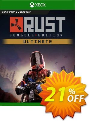 Rust Console Edition - Ultimate Edition Xbox One (UK) discount coupon Rust Console Edition - Ultimate Edition Xbox One (UK) Deal 2021 CDkeys - Rust Console Edition - Ultimate Edition Xbox One (UK) Exclusive Sale offer for iVoicesoft