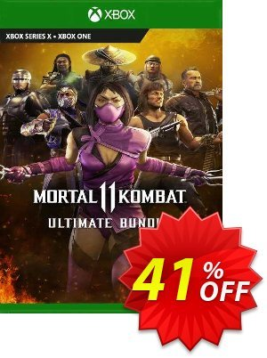 Mortal Kombat 11 Ultimate Add-On Bundle Xbox One (UK) discount coupon Mortal Kombat 11 Ultimate Add-On Bundle Xbox One (UK) Deal 2021 CDkeys - Mortal Kombat 11 Ultimate Add-On Bundle Xbox One (UK) Exclusive Sale offer for iVoicesoft