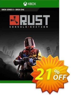 Rust Console Edition Xbox One (US)割引コード・Rust Console Edition Xbox One (US) Deal 2021 CDkeys キャンペーン:Rust Console Edition Xbox One (US) Exclusive Sale offer for iVoicesoft