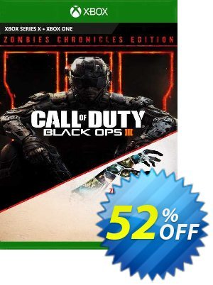 Call of Duty: Black Ops III - Zombies Chronicles Edition Xbox One (EU) 優惠券,折扣碼 Call of Duty: Black Ops III - Zombies Chronicles Edition Xbox One (EU) Deal 2021 CDkeys,促銷代碼: Call of Duty: Black Ops III - Zombies Chronicles Edition Xbox One (EU) Exclusive Sale offer for iVoicesoft