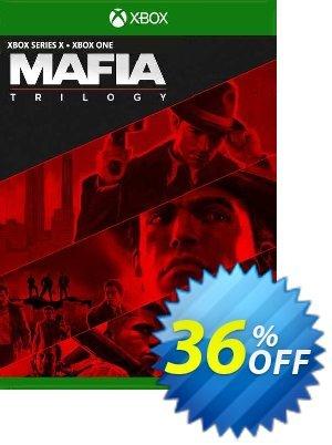 Mafia: Trilogy Xbox One (UK) Coupon discount Mafia: Trilogy Xbox One (UK) Deal 2021 CDkeys