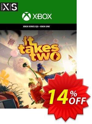It Takes Two Xbox One / Xbox Series XS Coupon discount It Takes Two Xbox One / Xbox Series XS Deal 2021 CDkeys