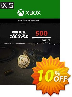 Call of Duty: Black Ops Cold War - 500 Points Xbox One/ Xbox Series X|S discount coupon Call of Duty: Black Ops Cold War - 500 Points Xbox One/ Xbox Series X|S Deal 2021 CDkeys - Call of Duty: Black Ops Cold War - 500 Points Xbox One/ Xbox Series X|S Exclusive Sale offer for iVoicesoft