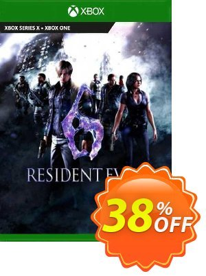 Resident Evil 6 Xbox One (UK) discount coupon Resident Evil 6 Xbox One (UK) Deal 2021 CDkeys - Resident Evil 6 Xbox One (UK) Exclusive Sale offer for iVoicesoft