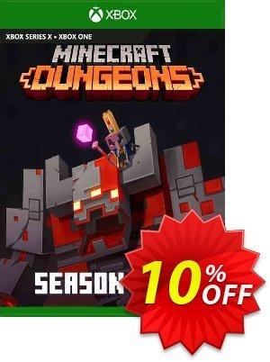Minecraft Dungeons Season Pass Xbox One 優惠券,折扣碼 Minecraft Dungeons Season Pass Xbox One Deal 2021 CDkeys,促銷代碼: Minecraft Dungeons Season Pass Xbox One Exclusive Sale offer for iVoicesoft