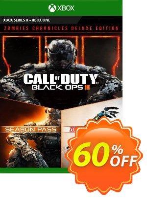 Call of Duty: Black Ops III - Zombies Deluxe Xbox One (EU) Coupon discount Call of Duty: Black Ops III - Zombies Deluxe Xbox One (EU) Deal 2021 CDkeys