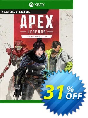 Apex Legends - Champion Edition Xbox One  (UK) discount coupon Apex Legends - Champion Edition Xbox One  (UK) Deal 2021 CDkeys - Apex Legends - Champion Edition Xbox One  (UK) Exclusive Sale offer for iVoicesoft