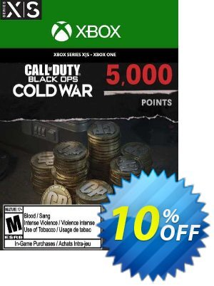 Call of Duty: Black Ops Cold War - 5000 Points Xbox One/ Xbox Series X|S 優惠券,折扣碼 Call of Duty: Black Ops Cold War - 5000 Points Xbox One/ Xbox Series X|S Deal 2021 CDkeys,促銷代碼: Call of Duty: Black Ops Cold War - 5000 Points Xbox One/ Xbox Series X|S Exclusive Sale offer for iVoicesoft